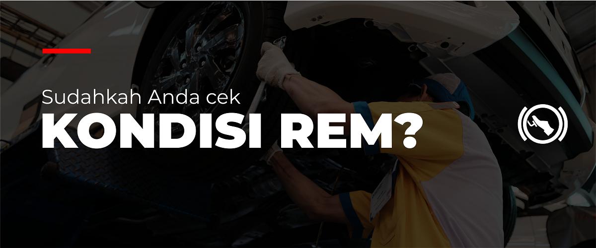 Jaga Performa Rem Anda dengan Honda Brake & Parts Cleaner